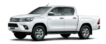 TOYOTA HILUX TRẮNG - toyota thanh hoa